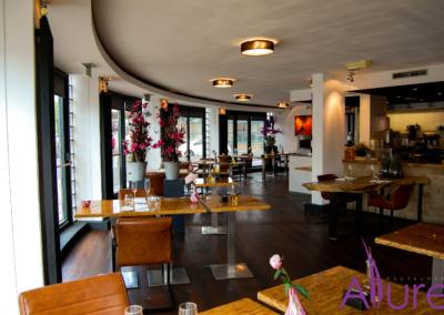 Restaurant binnenkant